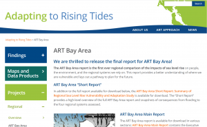 Adapting to Rising Tide Bay Area